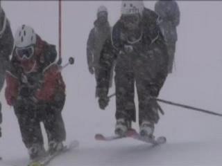 The Brits 2008 – SkierCross
