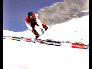 Snowboard tricks and jumps