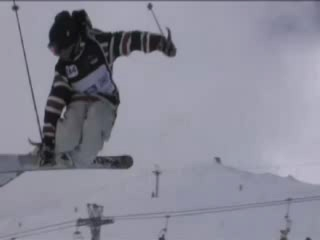 The Brits 2008 – Big Air Ski