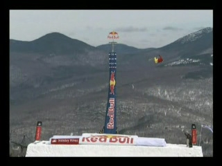 Highest Ski Air World Record, Sunday River, Maine