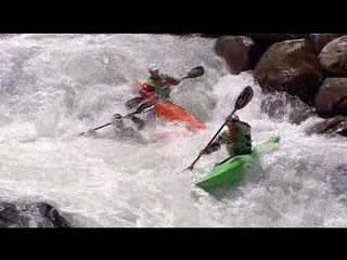Nissan Outdoor Games 2007 – Kayaking