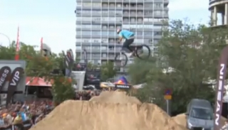 Extremity Freeride session : BMX & Flat crazy jumps