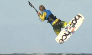 Extremity The Show : Worldcup Kite surf