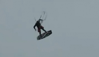 Extremity The Show Kite Surf Seat Final