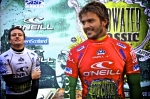 LORD BRENT DORRINGTON WINS THE O'NEILL COLD WATER CLASSIC SCOTLAND 2011. LORD JAY QUINN TAKES SECOND