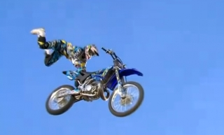 Extremity The Show : X Fighters in Moscow