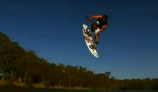 Extremity Freeride Session : Super Jumps with Wakeboarders