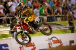 ROCZEN PULLS FIRST SUPERCROSS VICTORY IN VEGAS